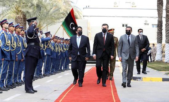 UN envoy hails new nat'l gov't in Libya, urges Security Council to deploy ceasefire monitors