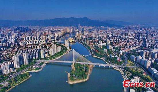 In pics: Historic and cultural city Fuzhou
