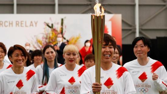 Tokyo 2020 Olympic Torch Relay kicks off in Fukushima