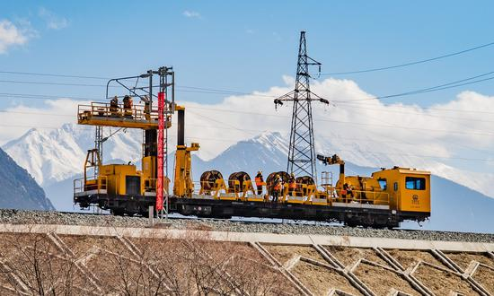 Nyingchi to Lhasa line to open by the end of June