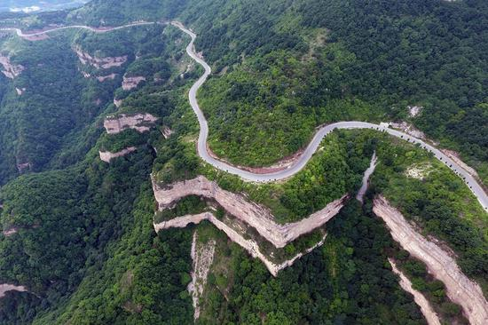 Better roads lead to China's rural vitalization