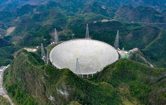 China's FAST telescope to officially open to global astronomers