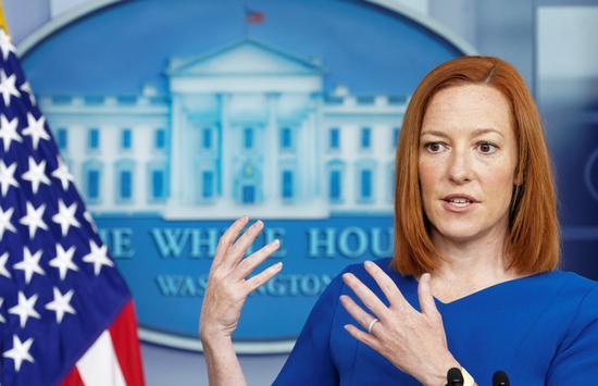 White House: No plans to boycott 2022 Olympics