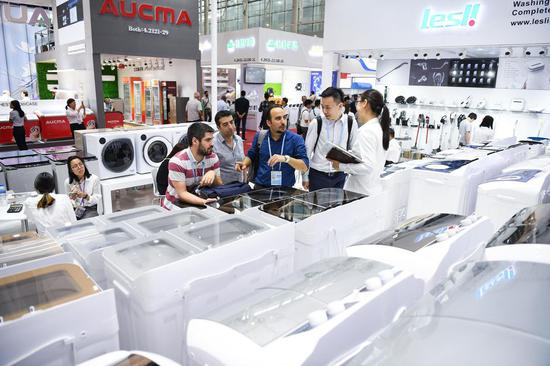 Int'l electronics expo in Guangzhou aims to support