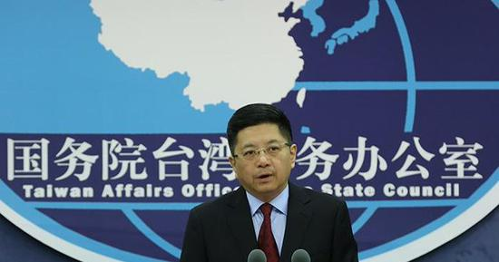 Attempts to seek 'Taiwan independence' doomed to fail: spokesperson