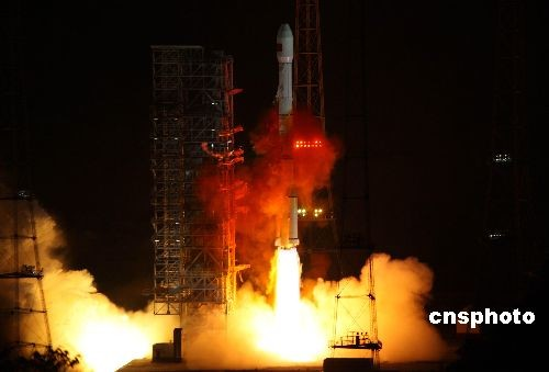 China upgrades ground system for first-generation relay satellites