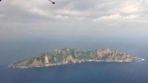China Coast Guard vessels patrol Diaoyu Islands