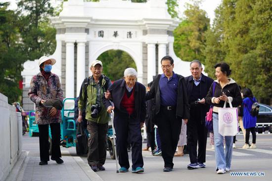 China's Tsinghua calls for more openness, integration, resilience among global universities