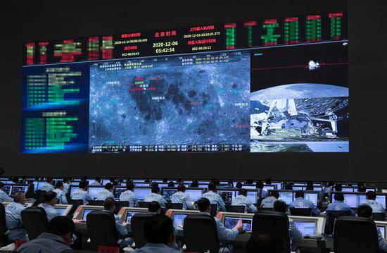 China aims to launch Chang'e-6 lunar probe around 2024