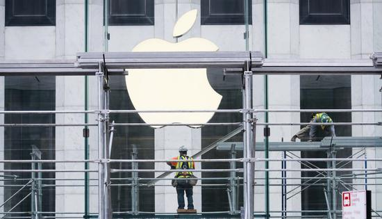 Russia fines Apple over 12 mln USD for monopoly