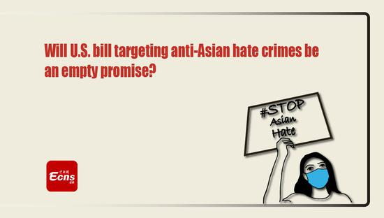 U.S. bill targeting anti-Asian hate crimes could be an empty promise