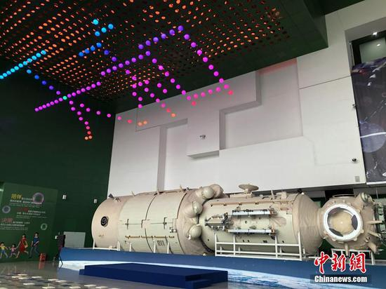 China Space Station: what will astronauts' living space look like?