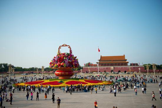 China should have, deserves a place in int'l media landscape: spokesperson