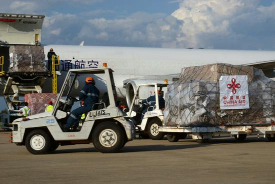 Neighbor's medical aid welcomed in Laos