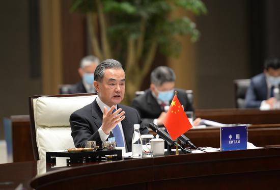 Central Asian nations, China vow BRI solidarity