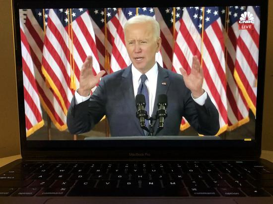 Biden says to raise cybercrime issue in talks with Putin