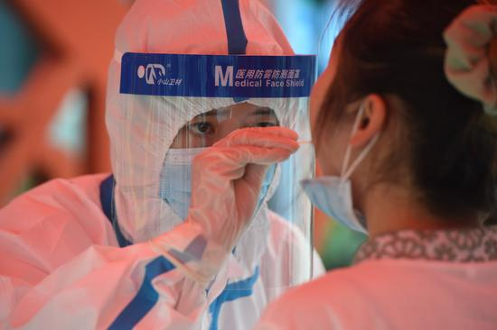China CDC says recent COVID-19 cases caused by overseas source