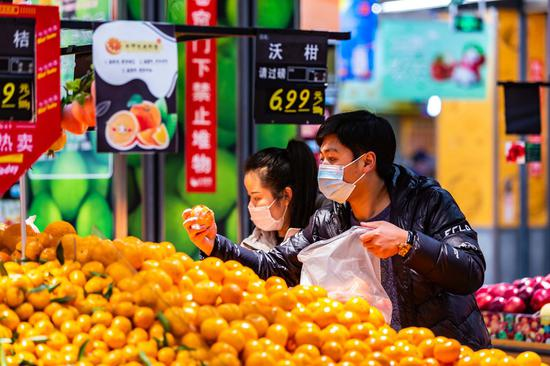 China's economy continues steady recovery in April, says NBS