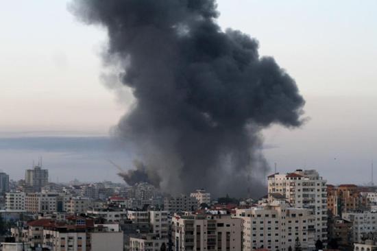 Egypt will 'spare no effort' to reach ceasefire in Gaza: FM