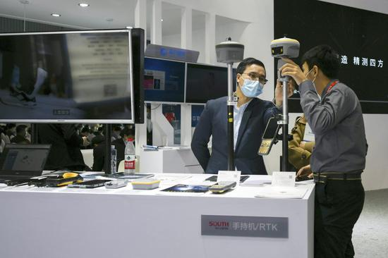 China's satellite navigation industry sees sound recovery in 2020