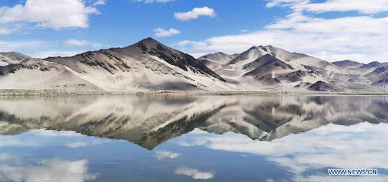 Scenery in Dinggye County, southwest China's Tibet