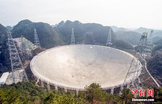 China's FAST discovers 201 pulsars