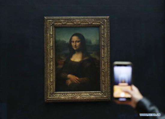 Louvre Museum reopens