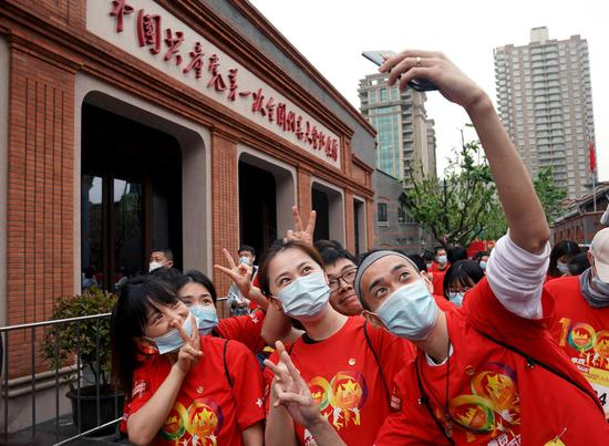 Memorial of CPC's 1st national congress to open in Shanghai before July
