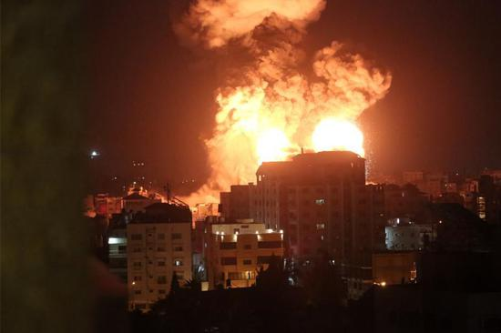 Egyptian-brokered ceasefire between Israel, Hamas comes into effect in Gaza
