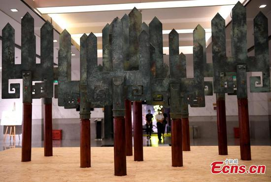 Exhibition of Ancient Zhongshan State relics opens in Fujian Museum