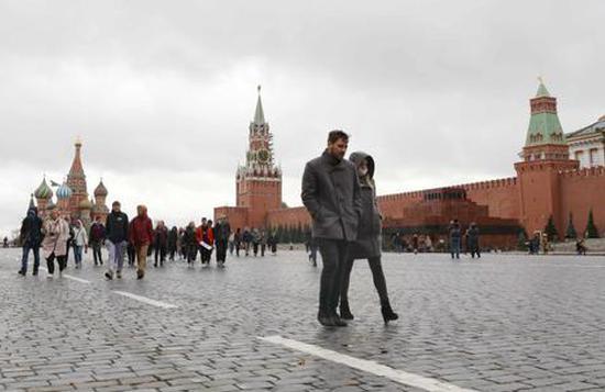 Russia records 8,406 new COVID-19 cases