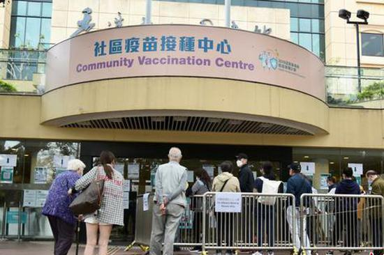 Hong Kong reports 2 new local COVID-19 cases, vaccination program to cover more people