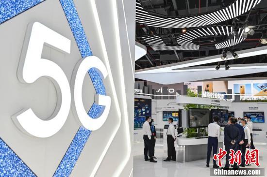 China's major telecom operators have 310 mln 5G-connected phones