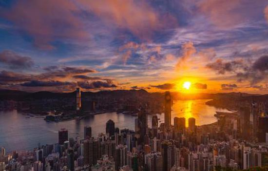 Intl businesses excited about prospects in Greater Bay Area: HK chief