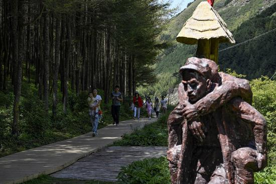 Top 100 tourist routes to experience CPC history
