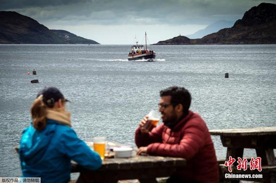 The Old Forge: Remotest pub in Scotland