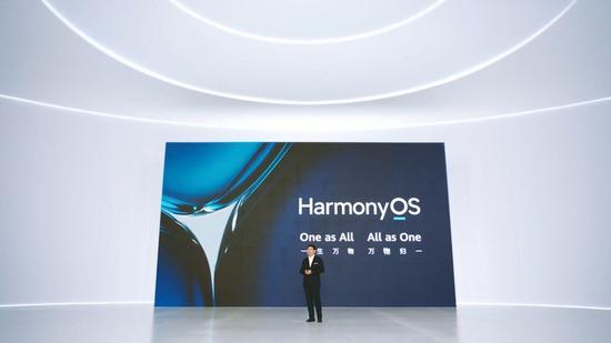 Huawei's HarmonyOS 2 users exceed 40 million