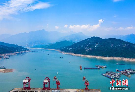Three Gorges Reservoir brace for flood season