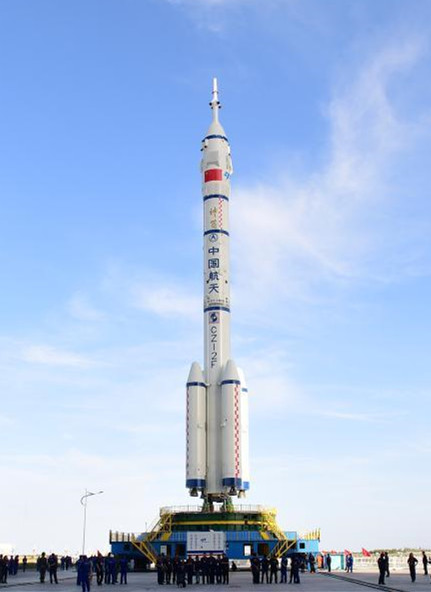 Shenzhou XII spaceship's capsules to cause no harm during reentry: official