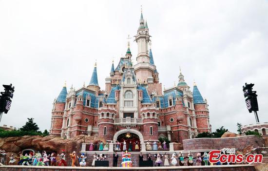 Shanghai Disney Resort welcomes its 5th birthday