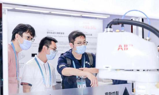 China's green energy plan opens new doors for ABB