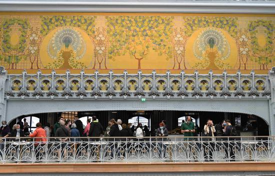 La Samaritaine reopens in Paris after 16 years of closure