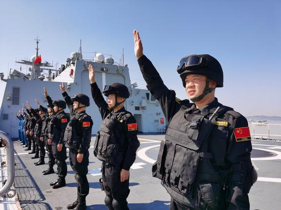 China actively participates in int'l arms control: white paper