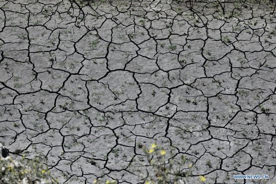California faces severe drought