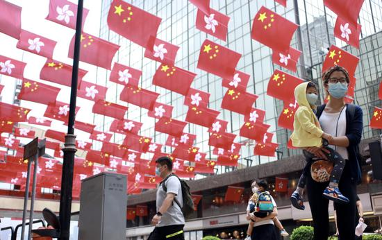 National security law makes HK a safer place