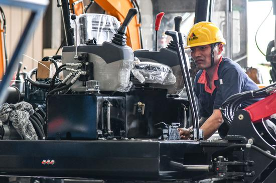 Private gauge confirms factories strong in June