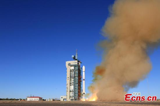 China launches Fengyun-3E meteorological satellite