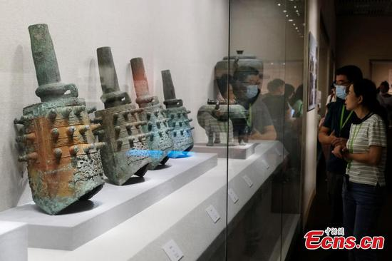 New exhibition held at Nanjing Museum unfolds ancient history of Jiangsu Province