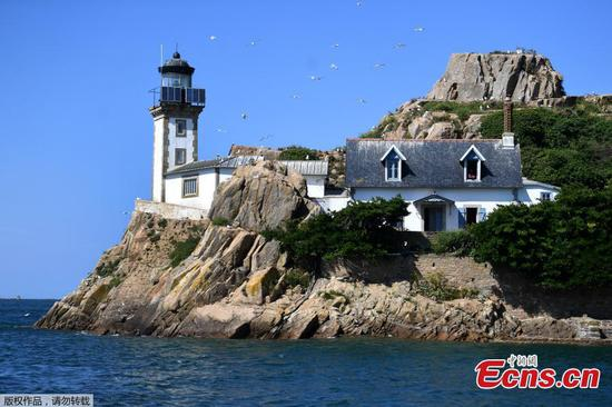 Lighthouse on rent offers new choice for island traveling