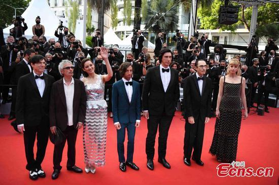 74th Cannes International Film Festival kicks off